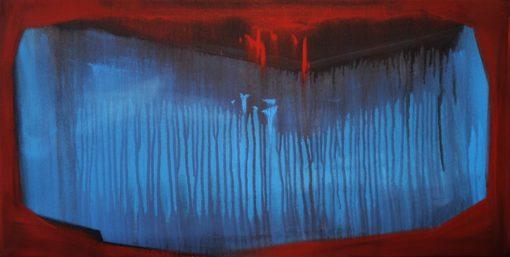 Kék fal | Blue wall