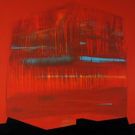 Vörös medúza | Red Jelly Fish
